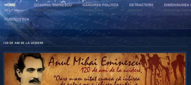 Adevărul despre Eminescu – la 120 de ani de la ucidere