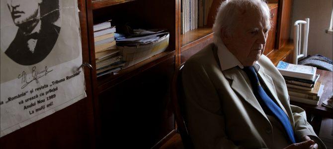 """Marele eminescolog Dimitrie Vatamaniuc despre cum a trăit și cum a murit Eminescu și crezul lui de o viață: """"Eminescu a avut o concepţie profund creştină în toată opera sa"""". Interviu Extraordinar In Memoriam"""