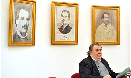 Eminescu a fost victimă politică. Interviu cu Profesorul Nae Georgescu