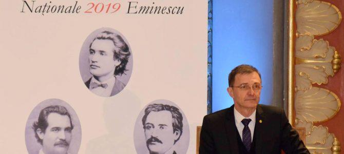 Ioan Aurel Pop despre Românul Absolut: Eminescu este, în sine, elogiul şi lauda poporului român!  Eminescu şi Transilvania – Conferință de 15 ianuarie, Ziua Culturii Naționale